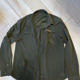 Рубашки - Рубашка Harkila Herlet tech LS willow green, 0