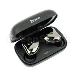 Наушники и Bluetooth-гарнитуры - Bluetooth гарнитура HOCO ES25 Easy talk (серый), 0