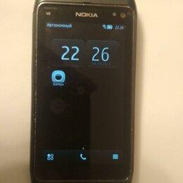 Мобильные телефоны - Смартфон Nokia N8-00, 0