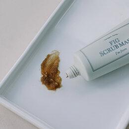 Скрабы и пилинги - Скраб-маска с экстрактом инжира I m from Fig Scrub Mask, 30 гр, 0
