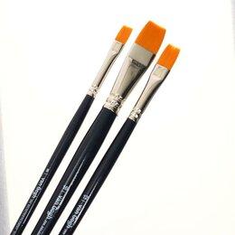 Кисти - Набор кистей Синтетика 3 штуки Royal Talens Van Gogh 294 (плоская  8, 12, 16), 0