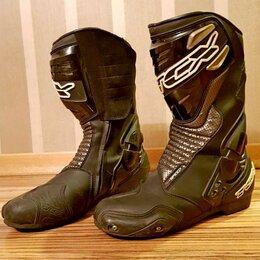Мотоэкипировка - Высокие мото ботинки TCX S-speed 41 42, 0