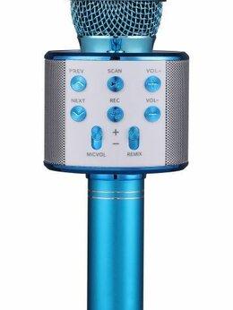 Микрофоны - FunAudio G-800 Blue беспроводной микрофон, голубой, 0