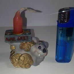Подсвечники - Подсвечник мышка, 0