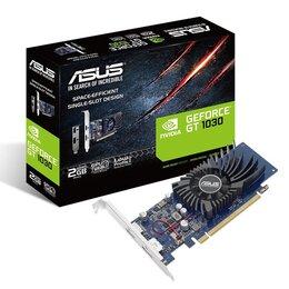 Видеокарты - GT1030-2G-BRK, Видеокарта Asus nVidia GeForce GT 1030 GDDR5 2GB, 0