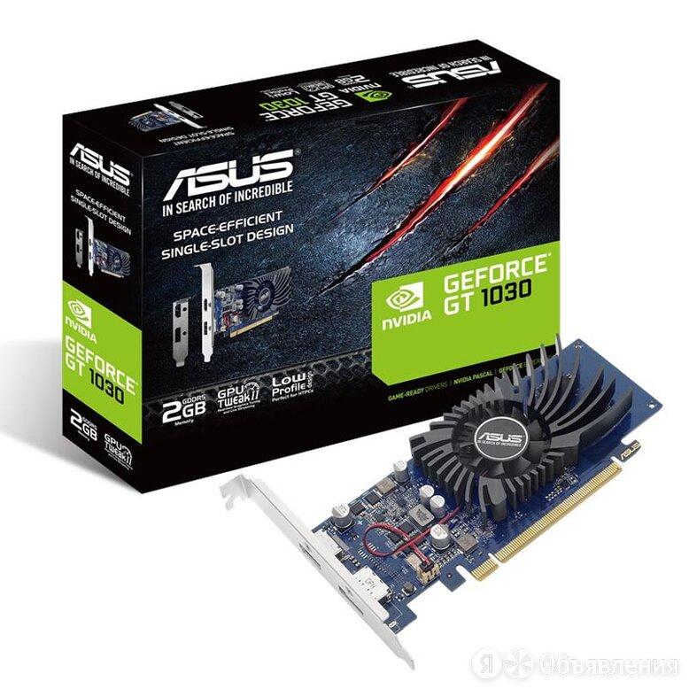 GT1030-2G-BRK, Видеокарта Asus nVidia GeForce GT 1030 GDDR5 2GB по цене 7970₽ - Видеокарты, фото 0