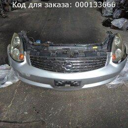 Ботинки - Nose cut на Nissan Skyline CPV35 17-08 серебро, 0
