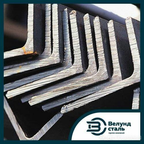 Уголок неравнополочный стальной горячекатаный С345 65x50x8 по цене 91062₽ - Отделочный профиль, уголки, фото 0
