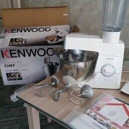 Кухонные комбайны и измельчители - Кухонный комбайн kenwood , 0