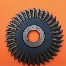 Для фрезеров - Фреза дисковая 3-х сторонняя d130x12x27 р6м5, 0