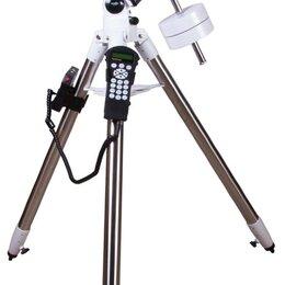Сигнализация - Монтировка Sky-Watcher EQ5 SynScan GOTO со стальной треногой, 0