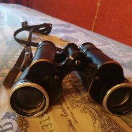 Бинокли и зрительные трубы - Бинокль военный полевой 6х30 1945, 0