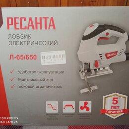 Лобзики - Лобзик электрический л-65/650 РЕСАНТА , 0