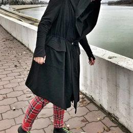 Пальто - Неформальное пальто-мантия, 0