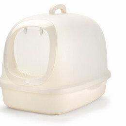 Биотуалеты - Туалет-бокс 62*46*46 бежевый, 0