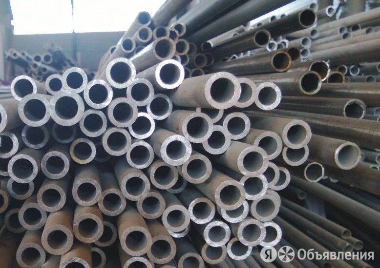 Труба бесшовная 27х3 мм ст. 09г2с ГОСТ 8734-75 по цене 62501₽ - Металлопрокат, фото 0
