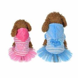 Одежда и обувь - платье для собаки теплая кофта для собаки, 0