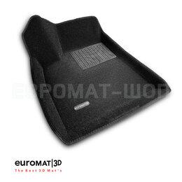 Рекламные конструкции и материалы - Коврики салона текст.TESLA Model S Euromat 3D Business черные. Арт. EMС3D-004900, 0