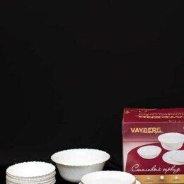 Сервизы и наборы - Набор посуды вайберг. 19 предмет 1850, 0