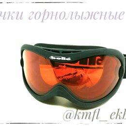 Защита и экипировка - Горнолыжные очки маска, 0