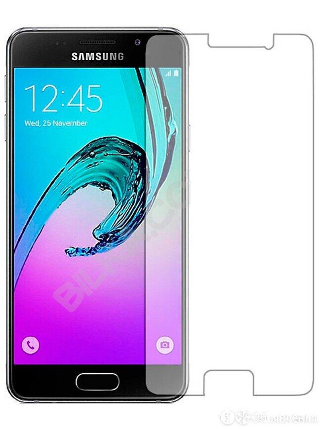 Защитное стекло для Samsung A720F A7 2017 0.33mm ADPO пакет по цене 380₽ - Защитные пленки и стекла, фото 0