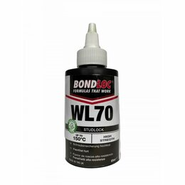 Средства индивидуальной защиты - Резьбовой фиксатор Bondloc WL70, 0