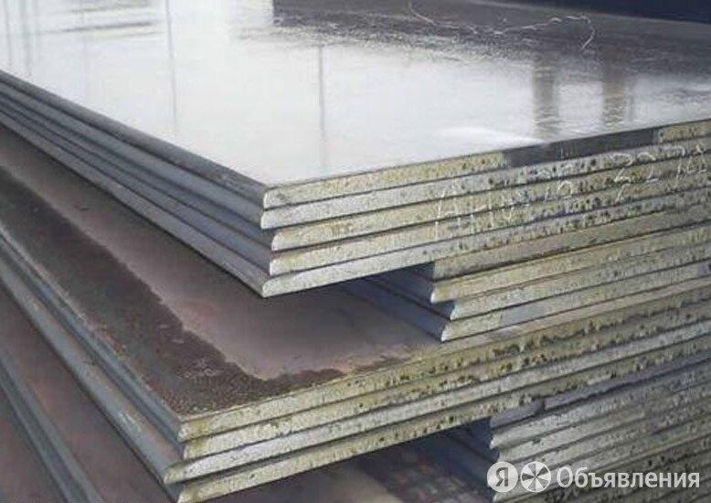 Лист никелевый 4 мм НП2 ГОСТ 6235-91 по цене 1378₽ - Металлопрокат, фото 0