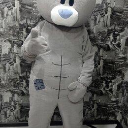 Карнавальные и театральные костюмы - Мишка Тедди  ростовая кукла, 0