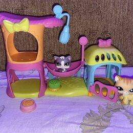 Игровые наборы и фигурки - Littlest pet shop домик для котят лпс LPS, 0
