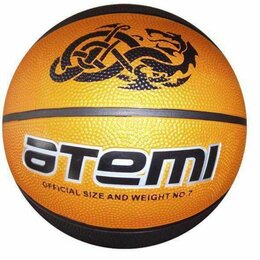 Мячи - Баскетбольный мяч ATEMI BB15, 0