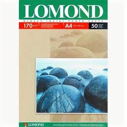Бумага и пленка - Бумага lomond 0102142, 0