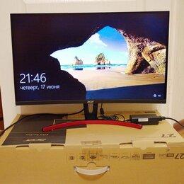 """Мониторы - Игровой монитор Acer 27"""" 2560х1440 х 144 Гц, идеальное состояние, 0"""