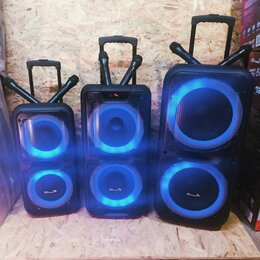 Портативная акустика - Колонки Eltronic Dance Box , 0