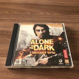 Игры для приставок и ПК - Alone in the Dark. У последней черты PC DVD Акелла, 0