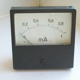 Измерительное оборудование - Прибор измерительный М42300 - Миллиамперметр, 0