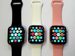 Умные часы и браслеты - Новинка. Apple Watch 6. M26+/HW22+/X22/M16 mini, 0