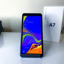 Мобильные телефоны - Samsung Galaxy A7 2018 Синий, 0