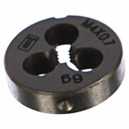Плашки и метчики - Плашка СИБРТЕХ 77009, 0