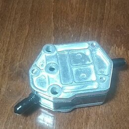 Двигатель и комплектующие  - Бензонасос для моторов Yamaha,Tohatsu, Mercury, 0