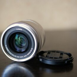 Объективы - Объектив Panasonic Lumix 35-100mm f/4.0-5.6 G, 0