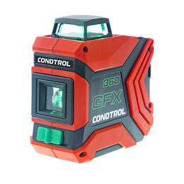 Измерительные инструменты и приборы - Лазерный нивелир Condtrol GFX360 (GFX360), 0
