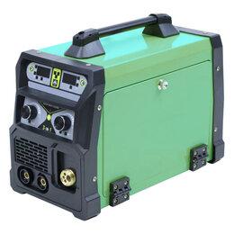 Сварочные аппараты - Сварочный полуавтомат UniFlex 160А MIG/TIG/MMA, 0