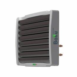 Водяные тепловентиляторы - Водяной тепловентилятор Ballu BHP-W2-70-S, 0