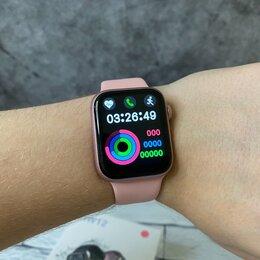 Умные часы и браслеты - AppleWatch 6 Новые + гарантия (hw12), 0