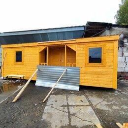 Готовые строения - Бытовка 7х2.30 4 помещения А-682, 0