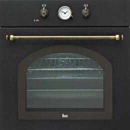 Духовые шкафы - Электрический духовой шкаф Teka HR 750 Anthracite B, 0