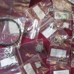 Комплекты - Пакtтом коллекция Sunlight, все новое, 15 предметов: подвески, браслет, шармы, 0