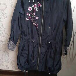 Пальто и плащи - Ветровка на флисе для девочки, 0