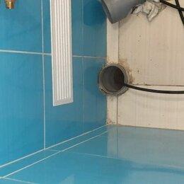 Бытовые услуги - сантехработы и устранение засора в канализации, 0