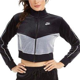 Толстовки - Свитшот M жен. Nike Velour Heritage, 0